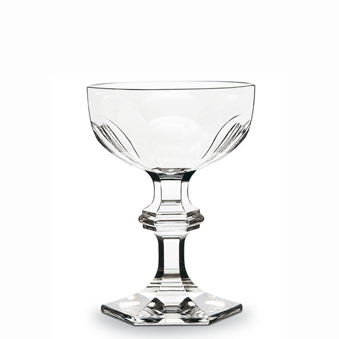 Baccarat Harcourt Champagne Coupe