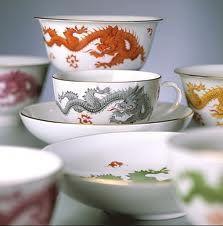 Tableware - Ming Dragon